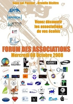 Forum des Associations - EPITA 2008