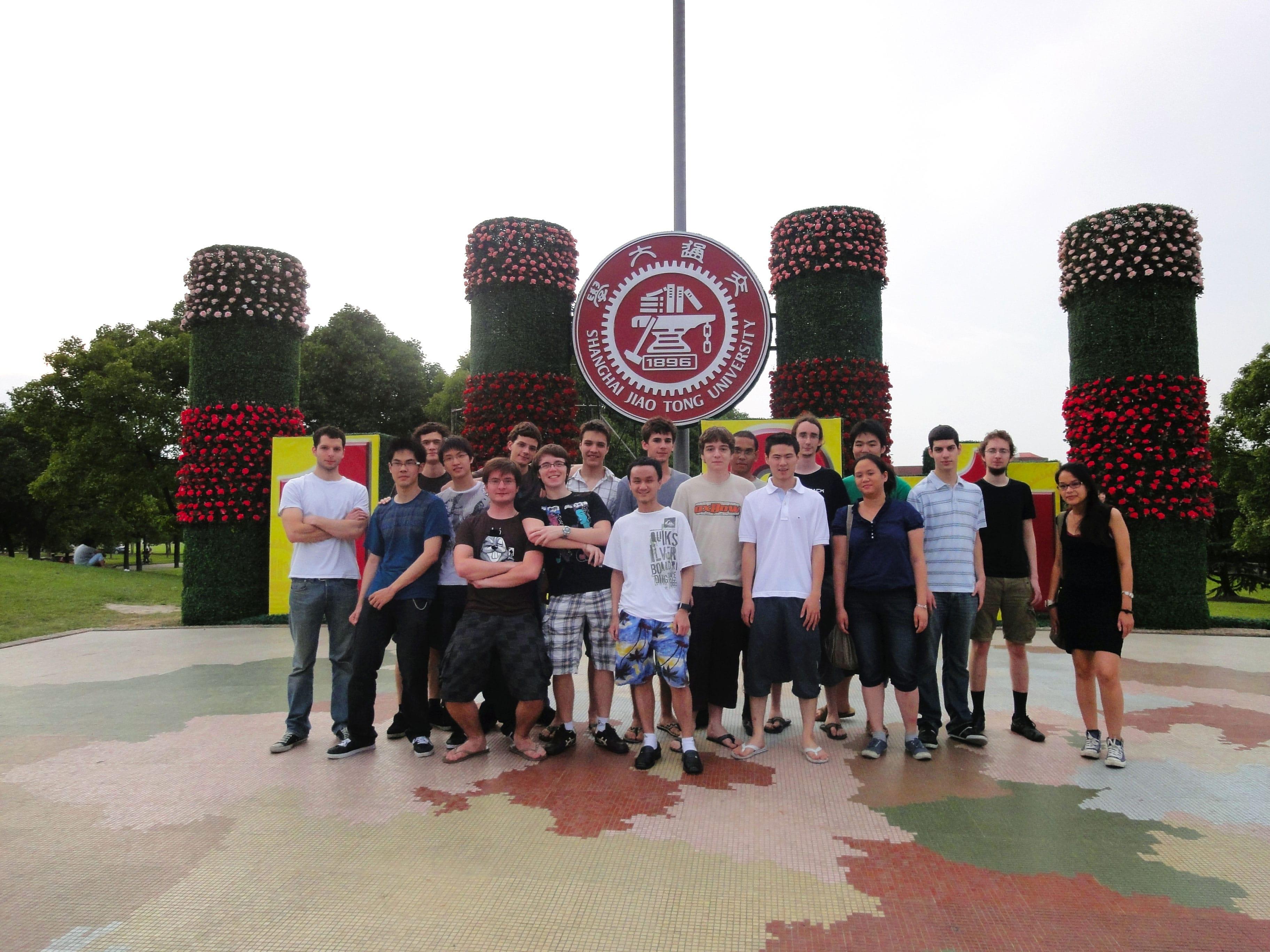 EPITA et Shanghai Jiao Tong University