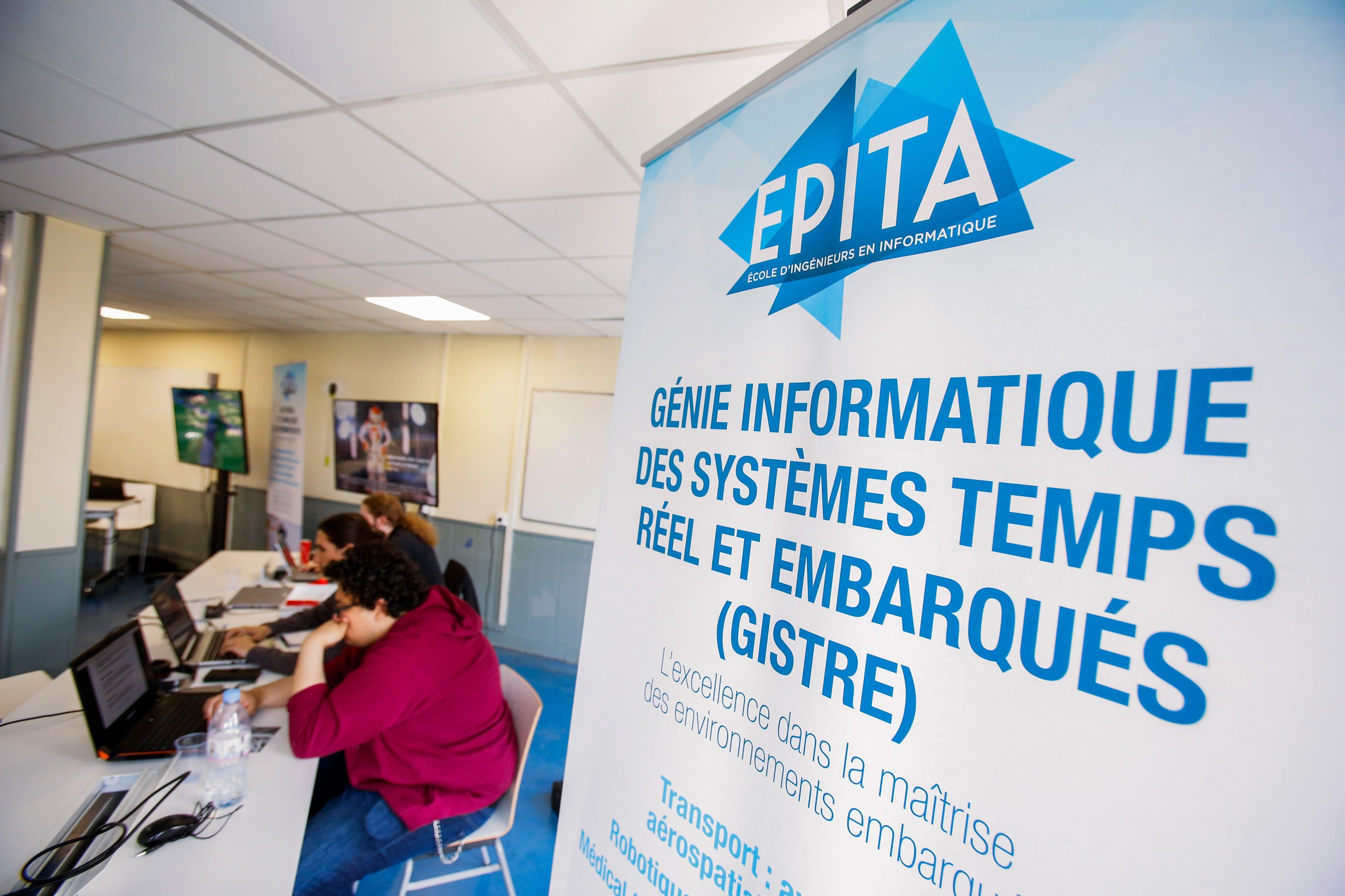 EPITA, Ecole d'ingénieurs en intelligence informatique