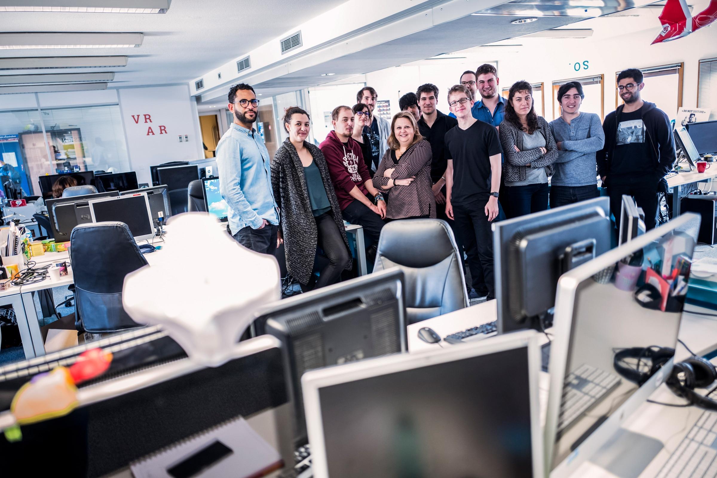 EPITA 3IE : Laboratoire d'innovation numérique