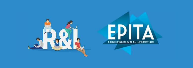 La recherche et l'innovation célébrées par l'EPITA !