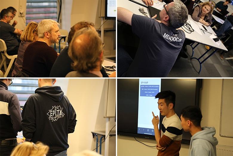 Rush Hour Mobility Hackathon x EPITA x Renault Digital