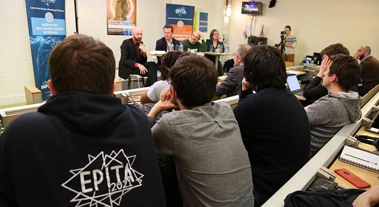 Retour sur la conférence TIC & Géopolitique 2020 de l'EPITA