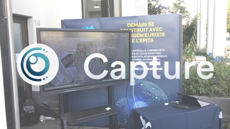 Avec Capture, quatre EPITéens veulent rendre les caméras intelligentes