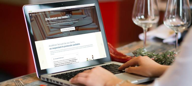 Avec Restolog, un EPITéen veut aider les restaurateurs face à la Covid-19