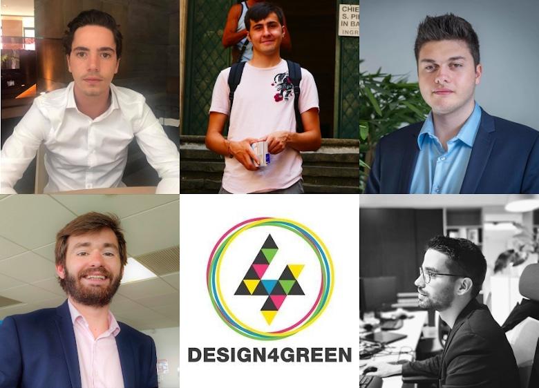 Concours Design4Green 2020 : deux équipes EPITéennes s'adjugent la 1re et la 3e places !