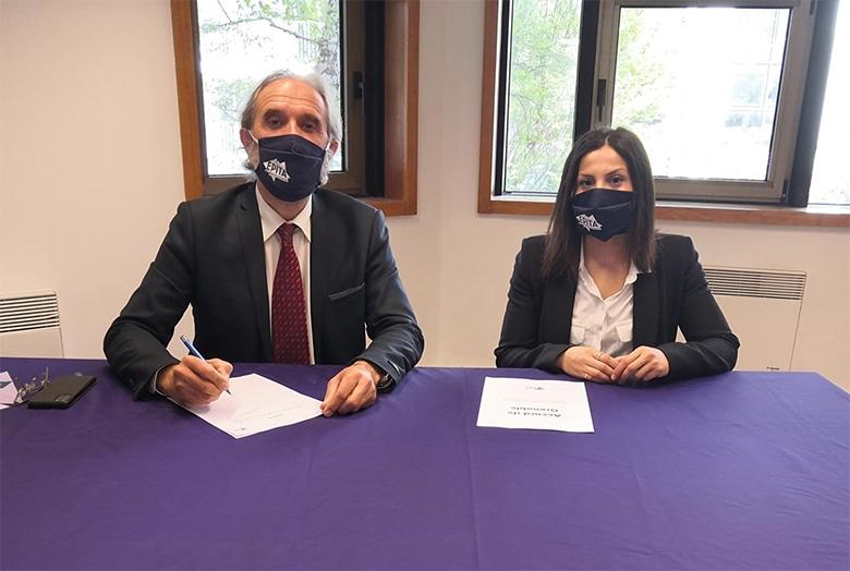 COP2 Étudiante: l'EPITA signe l'accord de Grenoble et renforce son engagement durable!