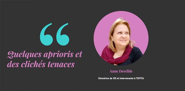 Loïca Avanthey, Anne Dewilde et Marie Moin : trois femmes qui façonnent l'EPITA au quotidien
