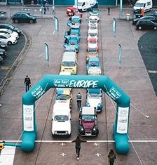 Le Blue Rally 2021 vu par Adrien et Adèle (EPITA promo 2023)