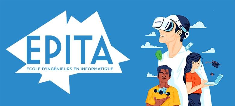 Semaine de la Recherche & de l'Innovation 2021 à l'EPITA