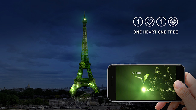one_heart_one_tree_projet_arbres_reforestation_application_epita_majeure_mti_etudiants_cop21_paris_tour_eiffel_lancement_01.jpg